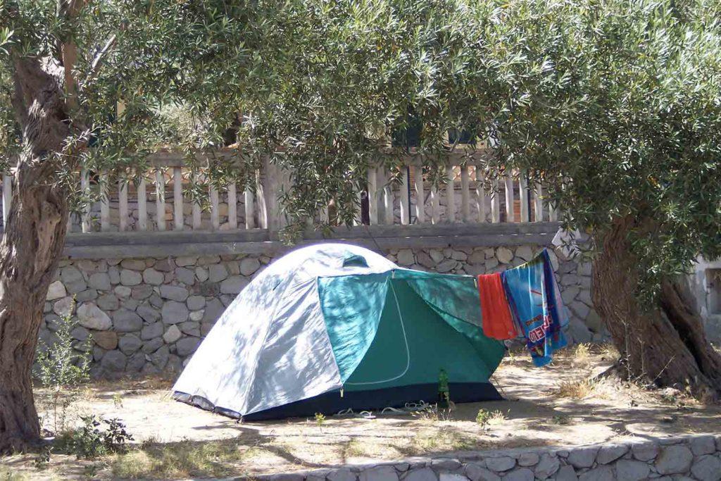 Spazio tenda